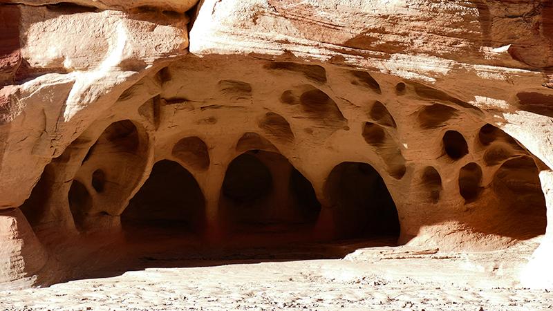 Paria Canyon to Confluence Buckskin Gulch