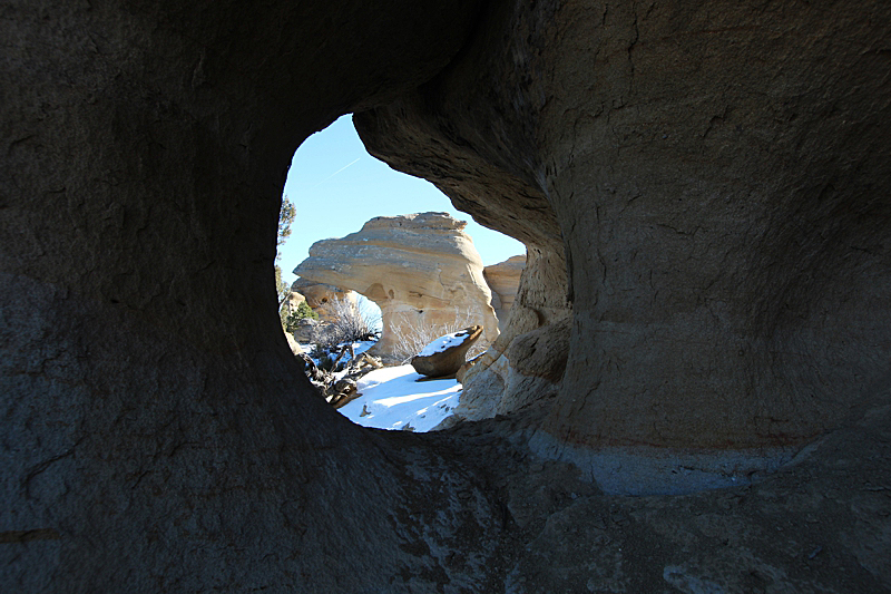 Pemada Canyon unnamed Arch