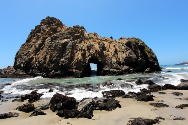 Pfeiffer Beach Arch I