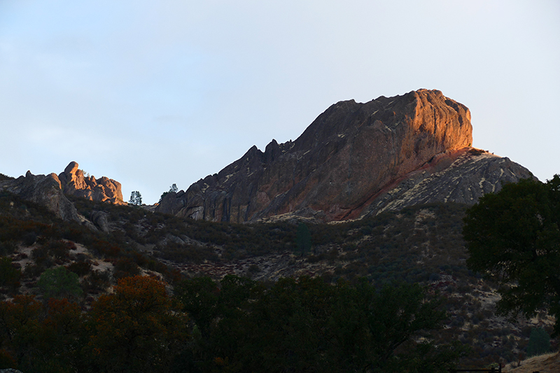 Pinnacles National Park - Loop