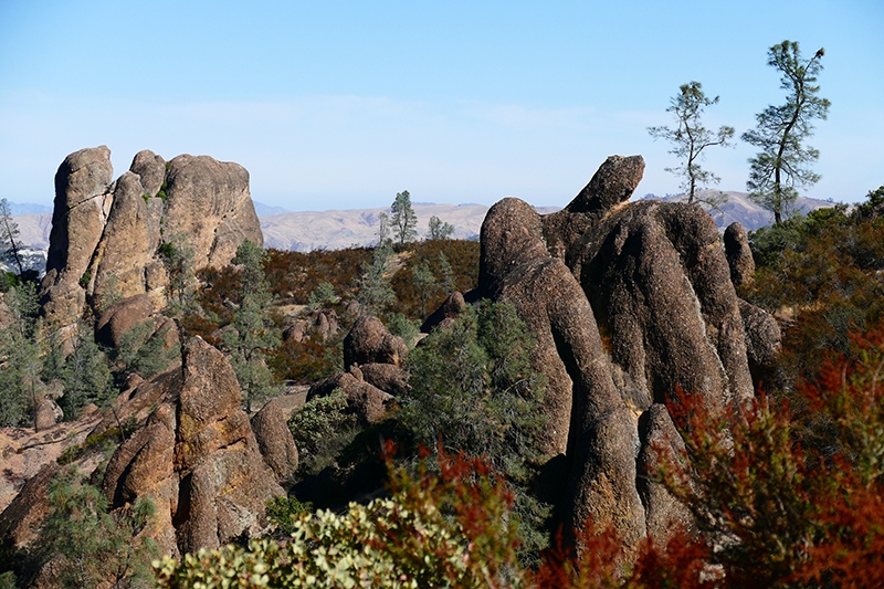 Pinnacles National Park - North Loop