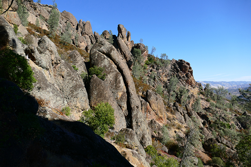 Pinnacles National Park - South Loop