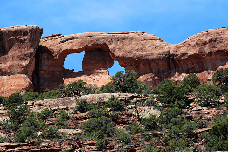 The Windows of Pollock Canyon