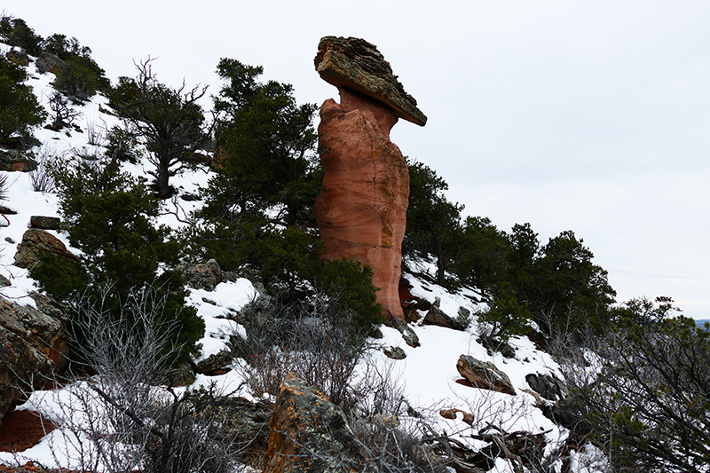 Pyramid Rock [Red Rock State Park Gallup]