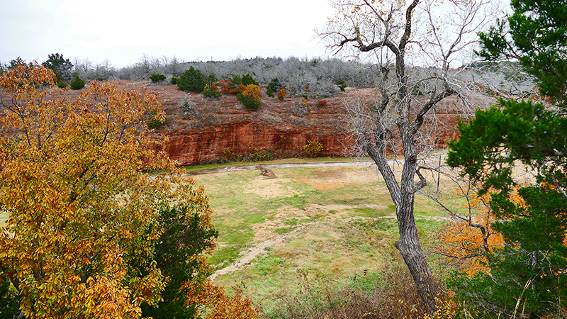 Red Rock Canyon State Park [Hinton, Oklahoma]