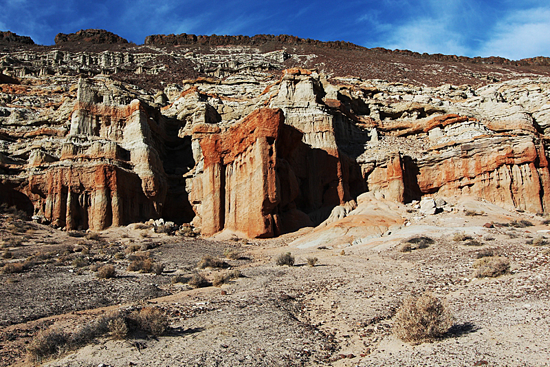 Red Rock Canyon State Park California Kalifornien