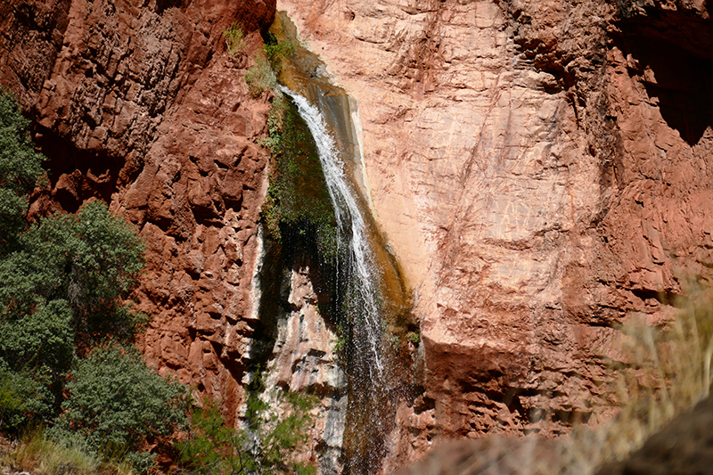 Ribbon Falls [Grand Canyon National Park]