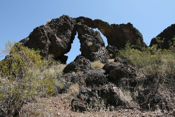 Royal Arch [Little Horn Mountains]