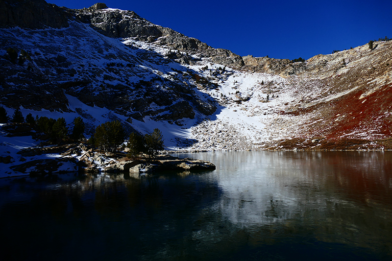 Lamoille Lake - Ruby Mountains [Lamoille Canyon]
