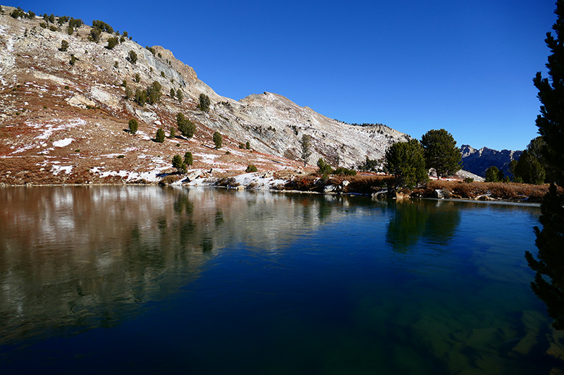 Ruby Mountains Lakes [Humbolt National Forest]