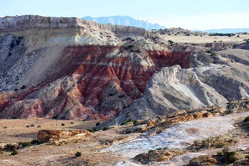 San Ysidro Anticline und White Mesa