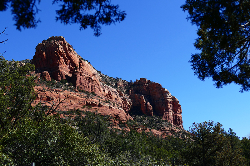 Girdner Trail - Two Fence Trail - Lizard Head Trail [Sedona]
