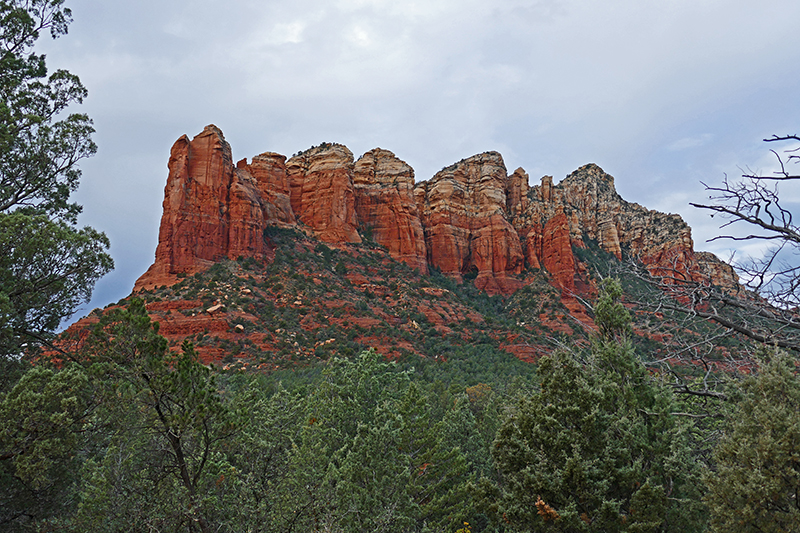 Soldier Pass Trail [Sedona]