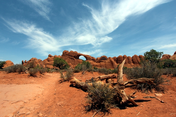 Skyline Arch [Arches National Park]