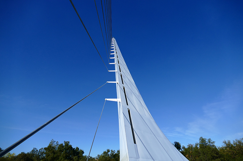 Sundial Bridge [Redding]