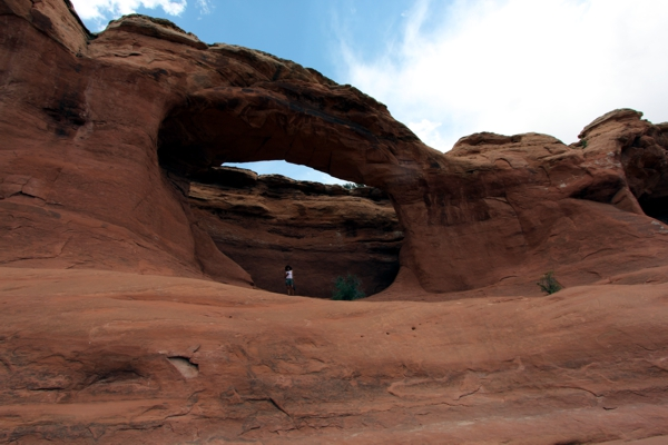 Tapestry Arch [Arches National Park]