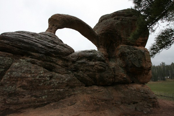 Teakettle Rock
