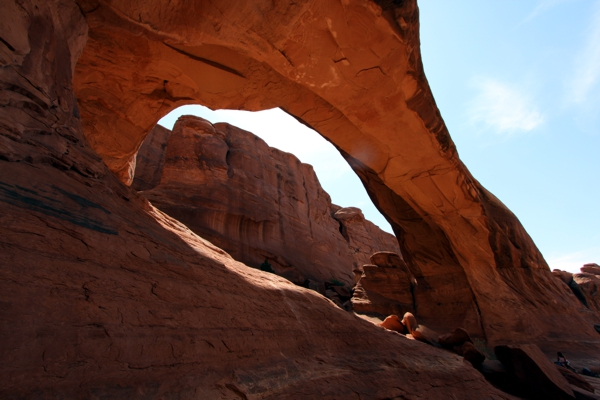 Tower Arch [Arches National Park]