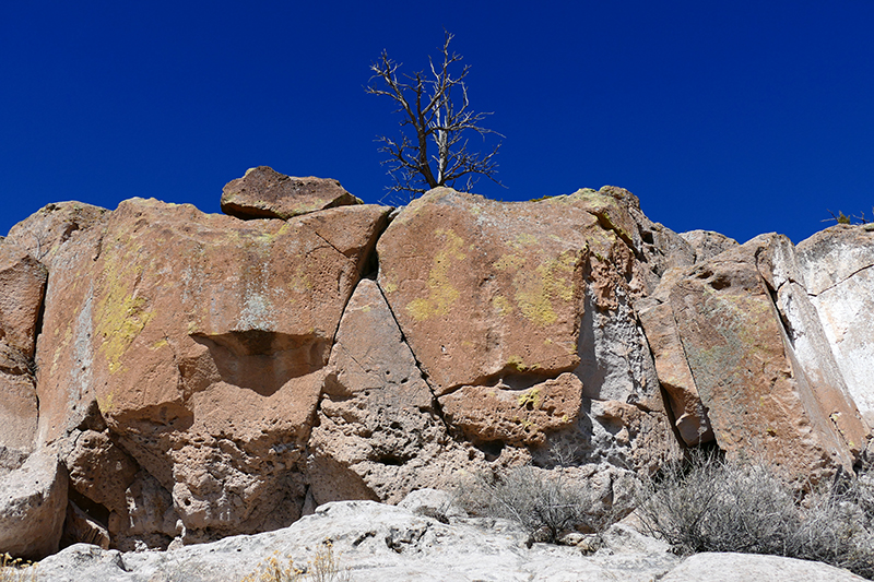 Tsankawi Prehistoric Sites [Bandelier National Monument]