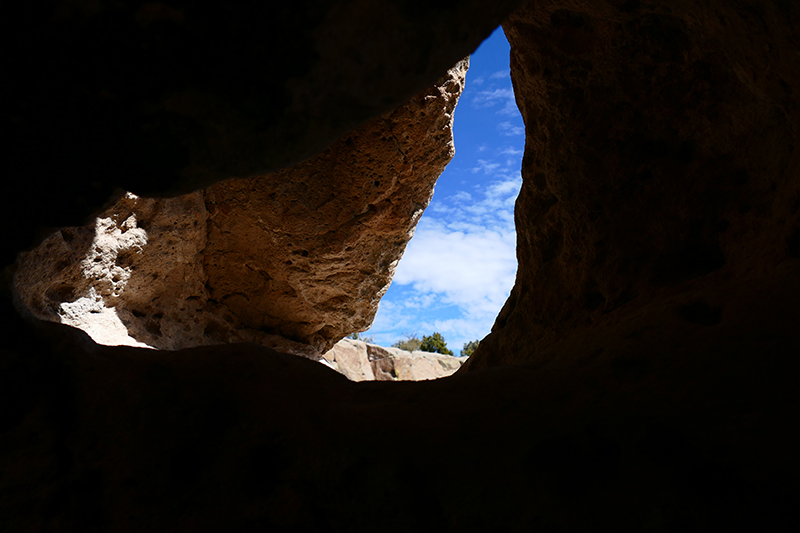 Tsankawi Prehistoric Sites [Bandelier National Monument]