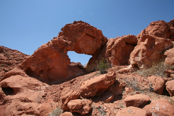 Valley of Fire Arche [unnamed]
