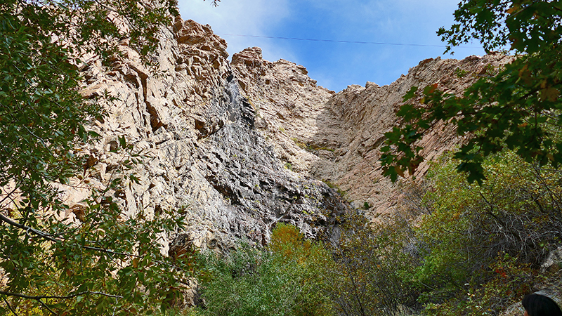 Waterfall Canyon Ogden Utah