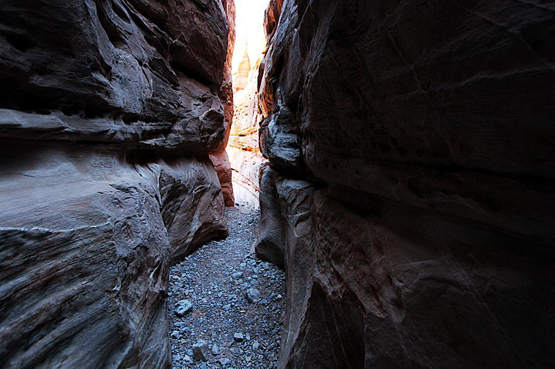 White Domes Slot Canyon Valley of Fire