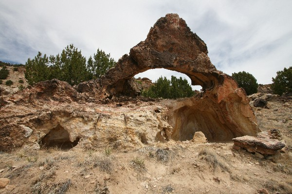 Window Rock [Picketwire Canyon]